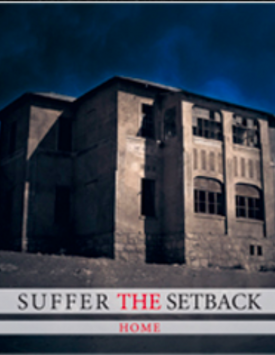 Suffer the setback – Home