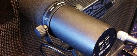Technik-Update: Shure SM7B
