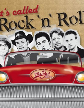 Mr. G and his Billy Boys – It's Called Rock 'n' Roll