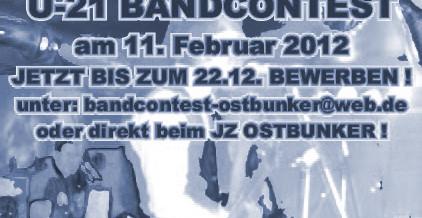 DocMaKlang sponsort U21-Bandcontest