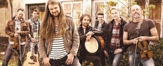 Versengold entern die deutschen Album-Charts