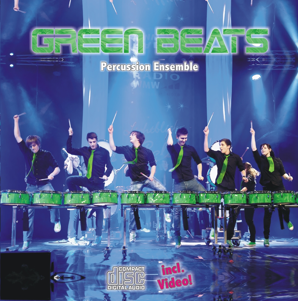 Green Beats – Percussion Ensemble