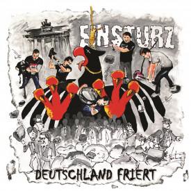 Einsturz - Deutschland friert